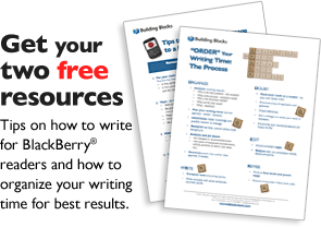 Get your free writing resources